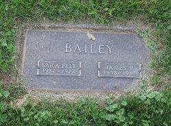Sarah <i>Felt</i> Bailey