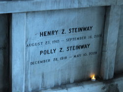 Henry Ziegler Steinway