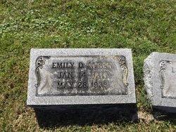 Emily D. Alben