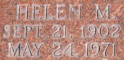 Helen Margaret <i>Magleby</i> Andersen