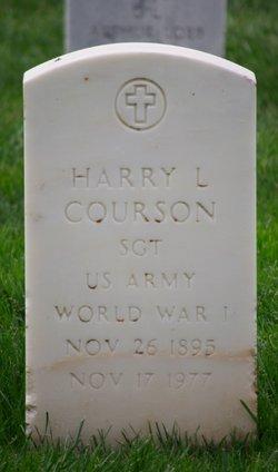 Harry Lennis Courson