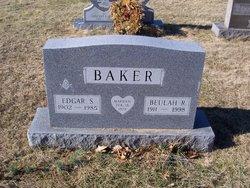 Beulah Chaplin <i>Rogers</i> Baker