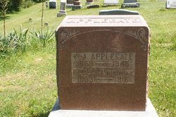 Rebecca <i>Stump</i> Applegate