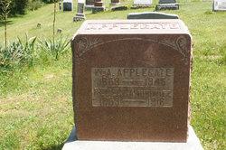 William Asinias Applegate