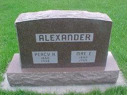 Percy Heinrich Stubaus Alexander