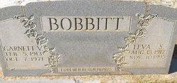 Garnett V. Bobbitt