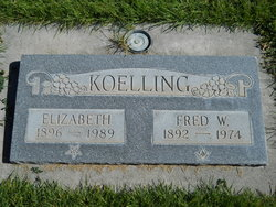Fred William Koelling