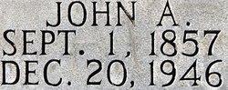 John A. Blanks
