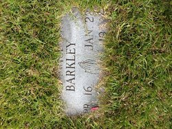 Bessie Mae <i>Swicegood</i> Barkley