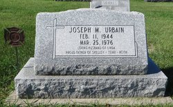 Joseph Michael Urbain
