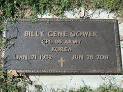Billy Gene Gower