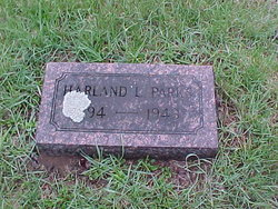 Harland Parks