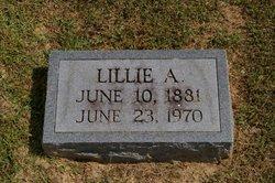 Lillie A. Thomas
