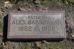 Alex Barrowman