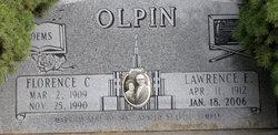 Florence <i>Chase</i> Olpin