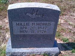 Amelia Millie <i>Hartzog</i> Morris