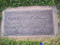 Claude R Meadows