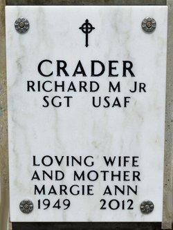 Margie Ann <i>Parker</i> Crader