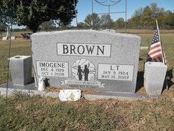 Imogene <i>Dix</i> Brown