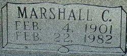 Marshall Cleburn Armstrong