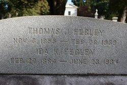 Thomas J Fegley