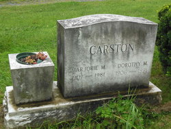 Dorothy M. Carston