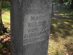 Mary <i>Nelson</i> Smith