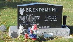 Leland Christian Julius Fredrick Bud Brendemuhl
