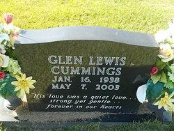 Glen Lewis Cummings