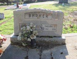 Thelma I. Barker