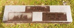 Maranda <i>Casey</i> Brady