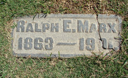 Ralph Edwin Marx