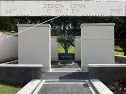 SGT John Dedon