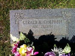 Gerald A Campbell