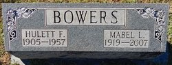 Hulett F. Bowers