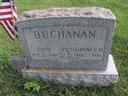Florence M Buchanan