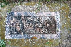 Ralph Ekerdalen