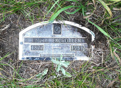Emma <i>Evert</i> Ekerdalen