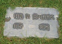 John m Brooks