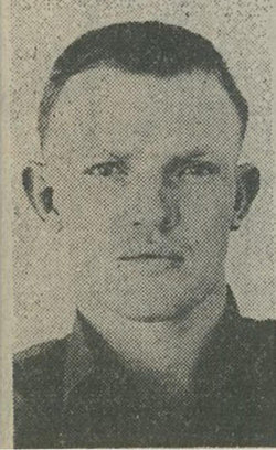 Capt Karl William Baudistel