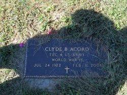 Clyde B. Acord