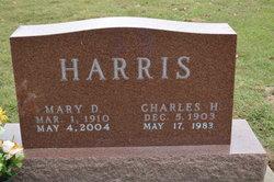 Mary <i>Doty</i> Harris