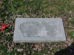 Matthew Acker, Jr