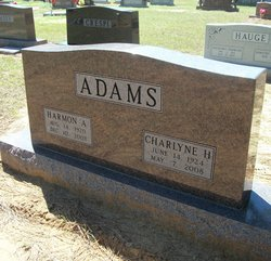 Harmon Archie Adams
