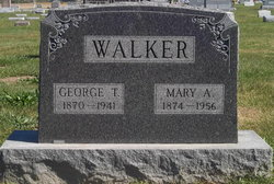 Mary A <i>Odell</i> Walker