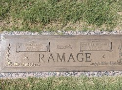 Thomas Earl Ramage