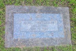 Agnes Lynton <i>Albee</i> Richardson