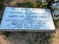 Mills McNeel Mac Byce