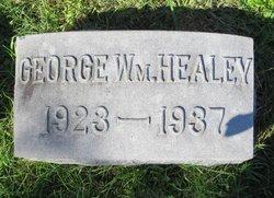 George William Billy Healey
