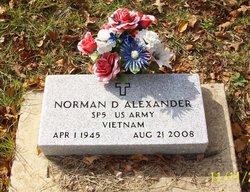Norman D. Alexander